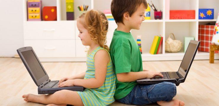 онлайн детский сад
