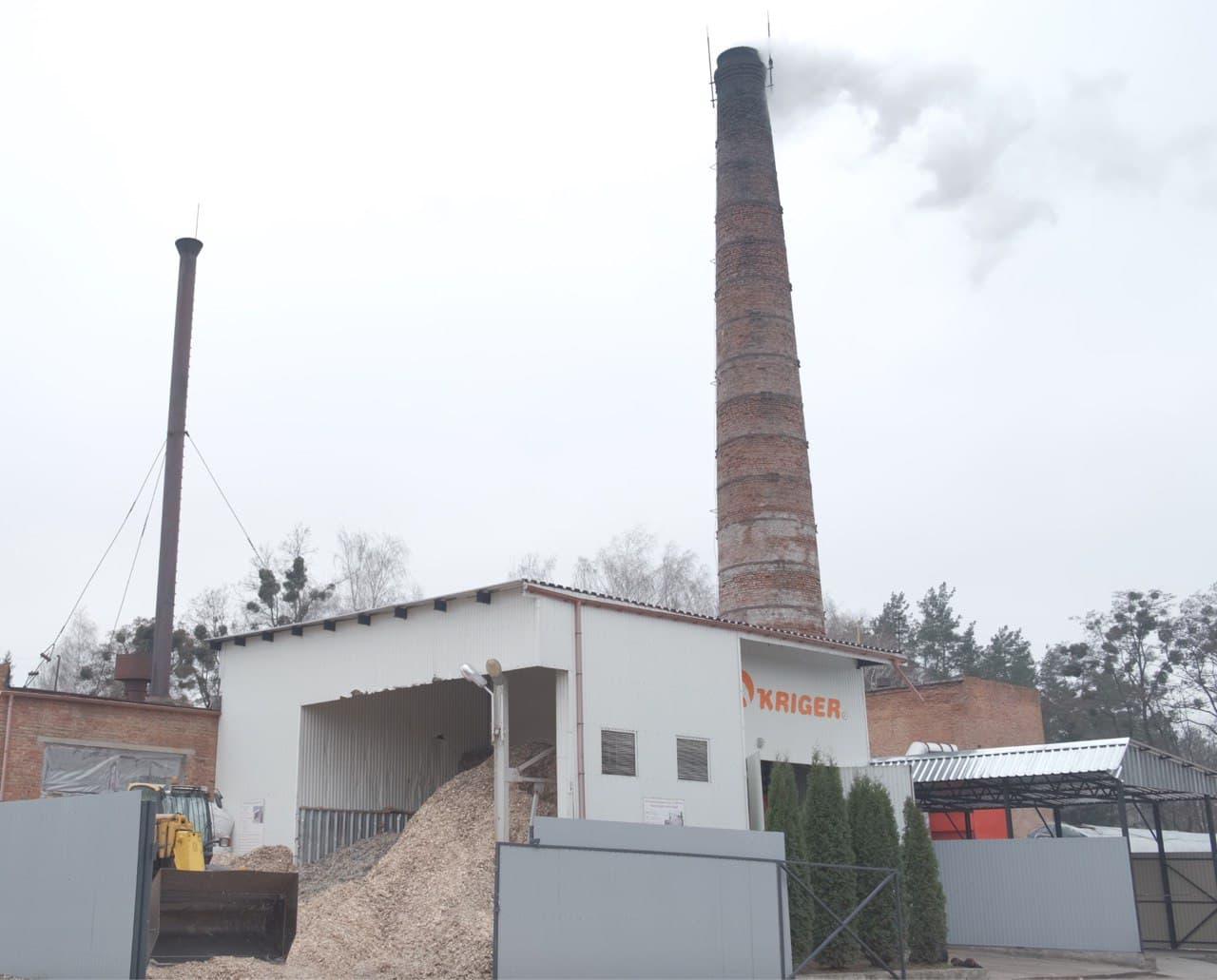 На Житомирщине начали превращать отходы в энергию