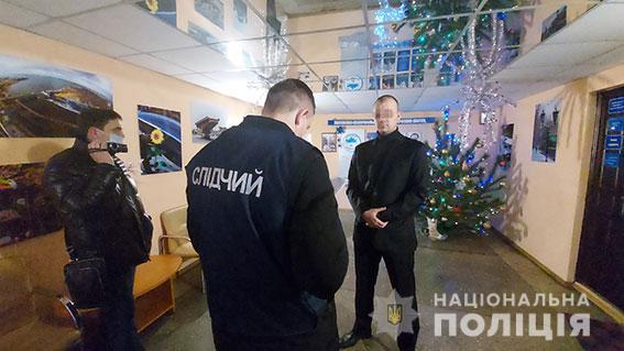 У Миколаївській міськраді пройшли обшуки