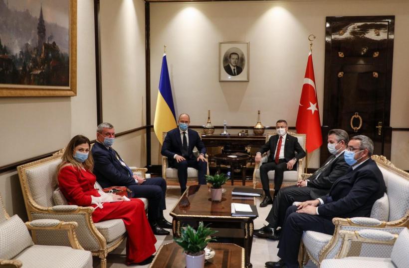 укр делегація в туреччині