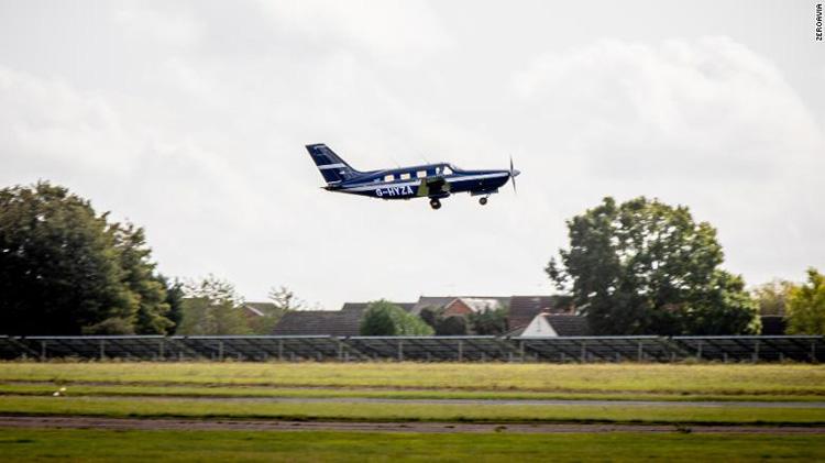 Водородная энергия для самолетов