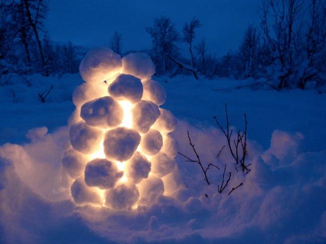 сніг зима в Україні