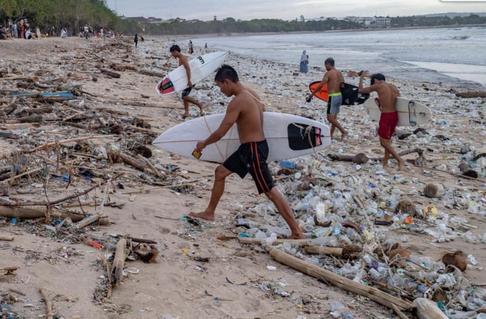 шторм пластик бали