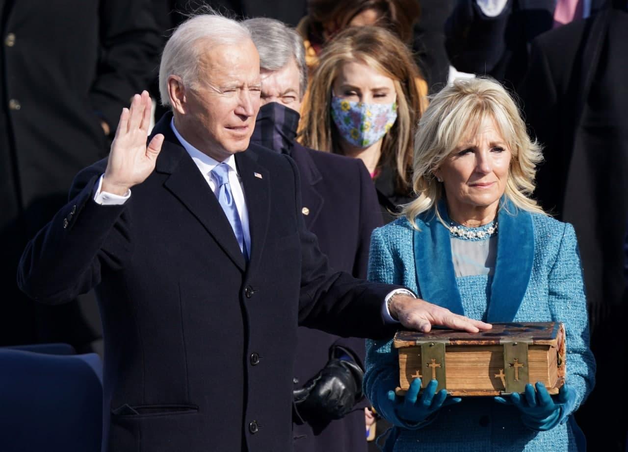 Офіційно: Байден став 46-м президентом США