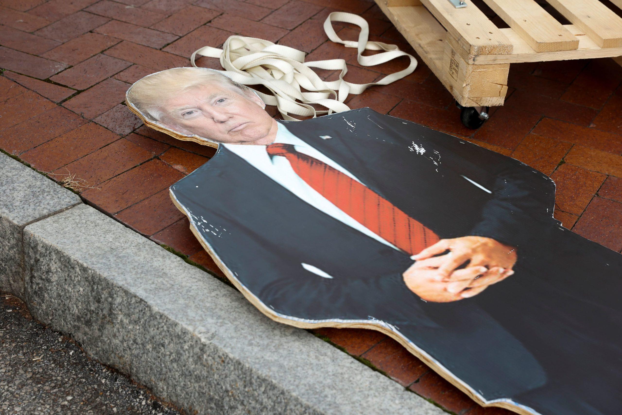 сша трамп криза капітолій