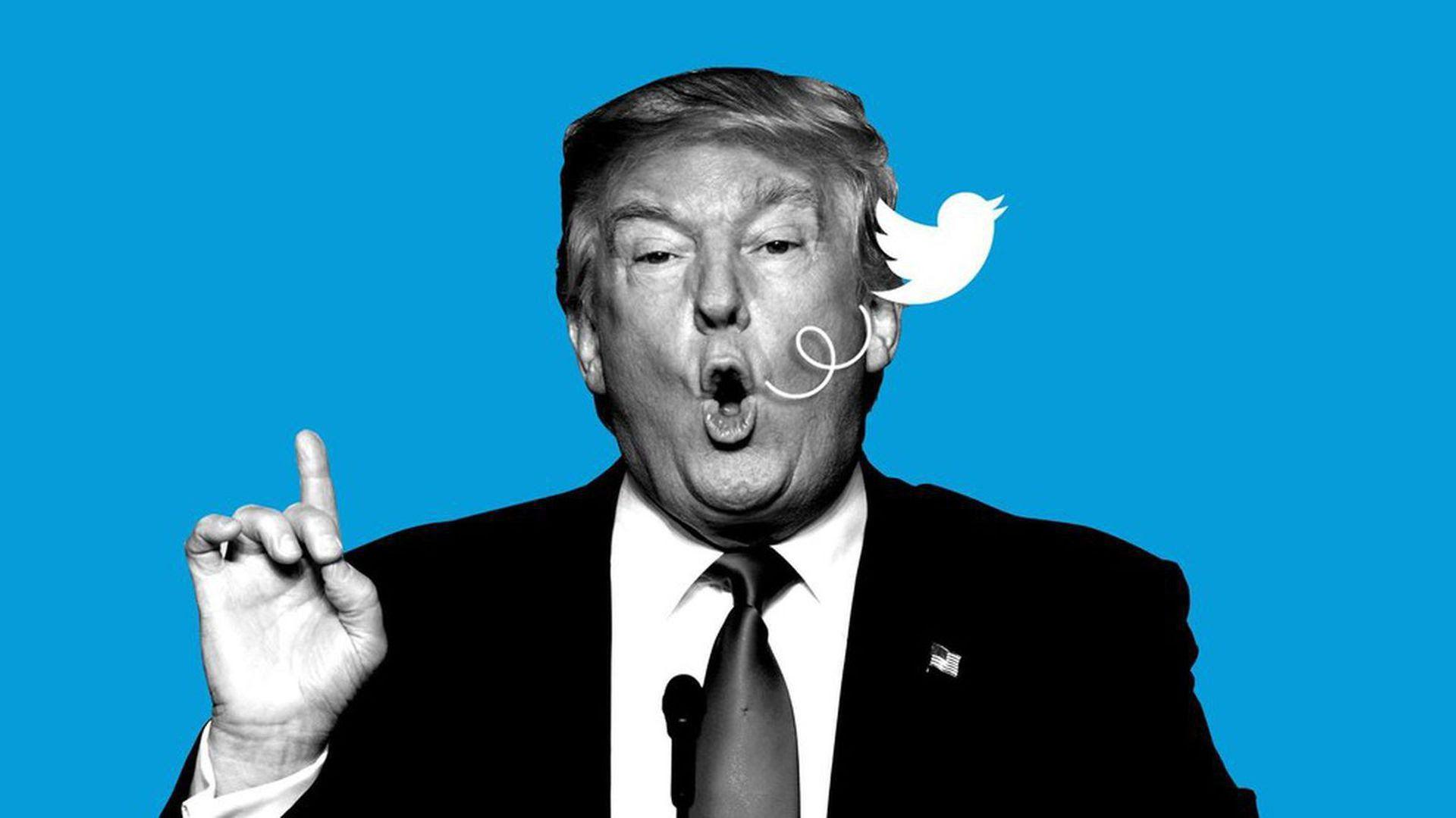 Трамп Twitter