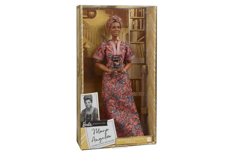 Mattel випустила ляльку Барбі на честь Маї Енджелоу
