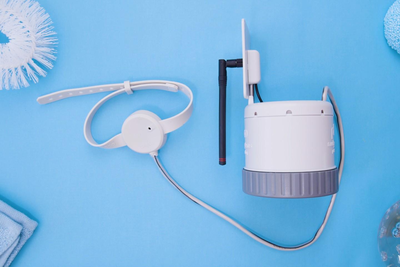 пристрій для підрахунку витрат води