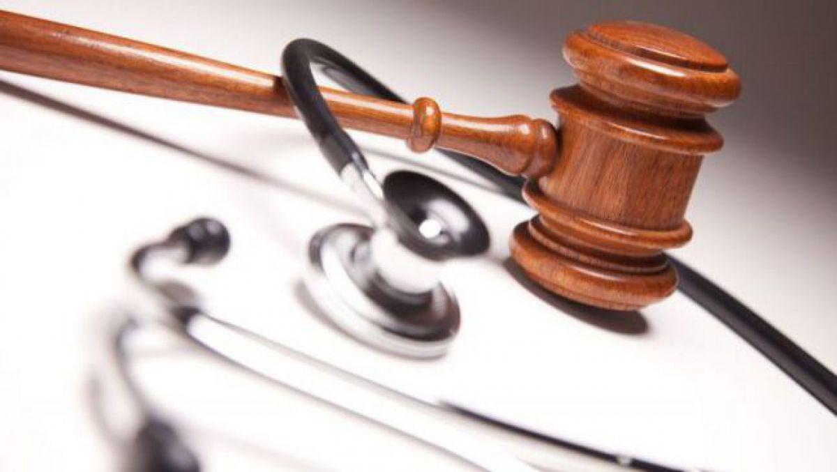 юридичний аспект медицина