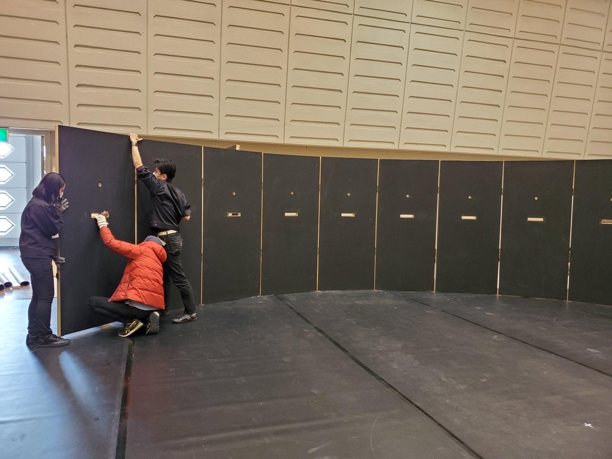 В Японії розробили концепцію антиковідного театру: фото