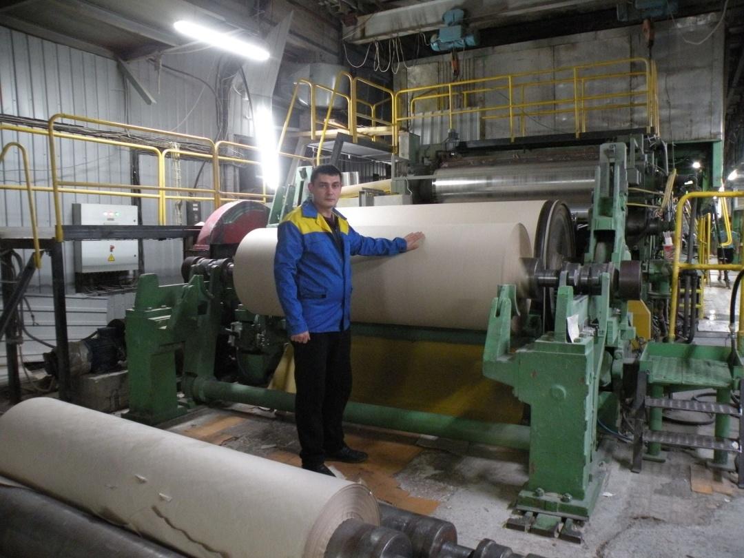 Виробництво екоскотчку на Зміївській фабриці