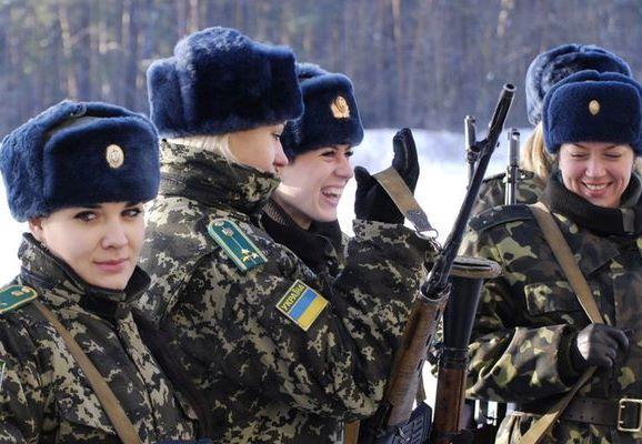 Жінки в українській армії: які реалії служби