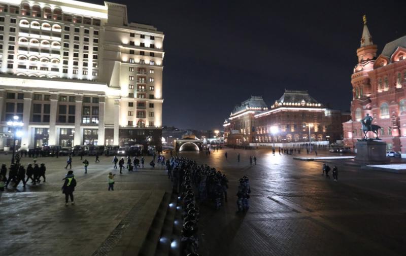 протести Навальний