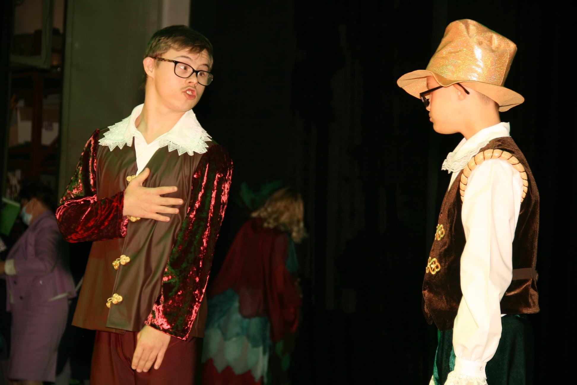 інклюзивний театр Незабудки