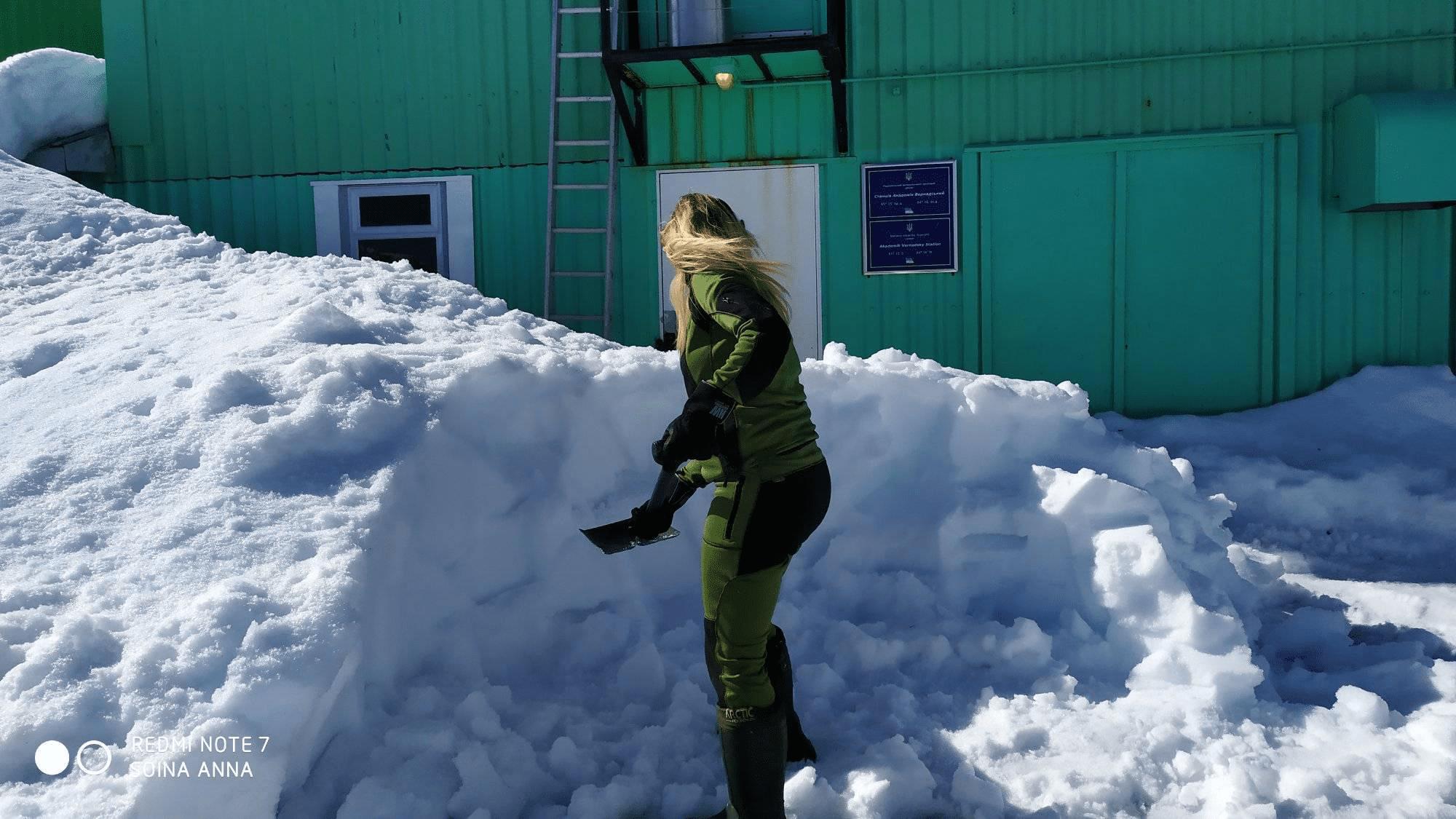 Anna Soina Академік Вернадський