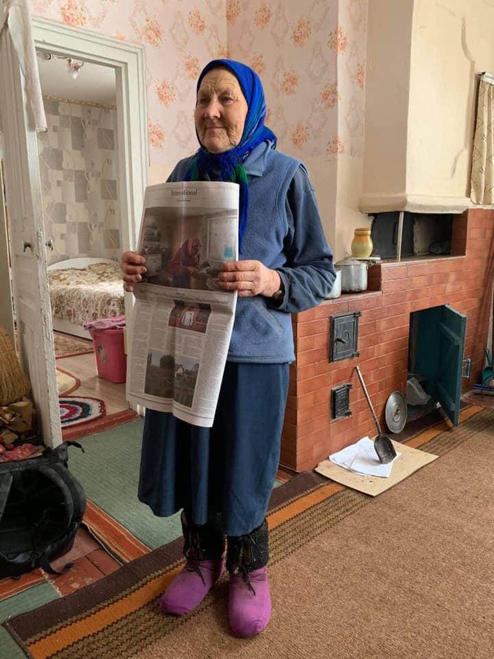 Рецепт борщу від 76-річної українки опублікувало New York Times