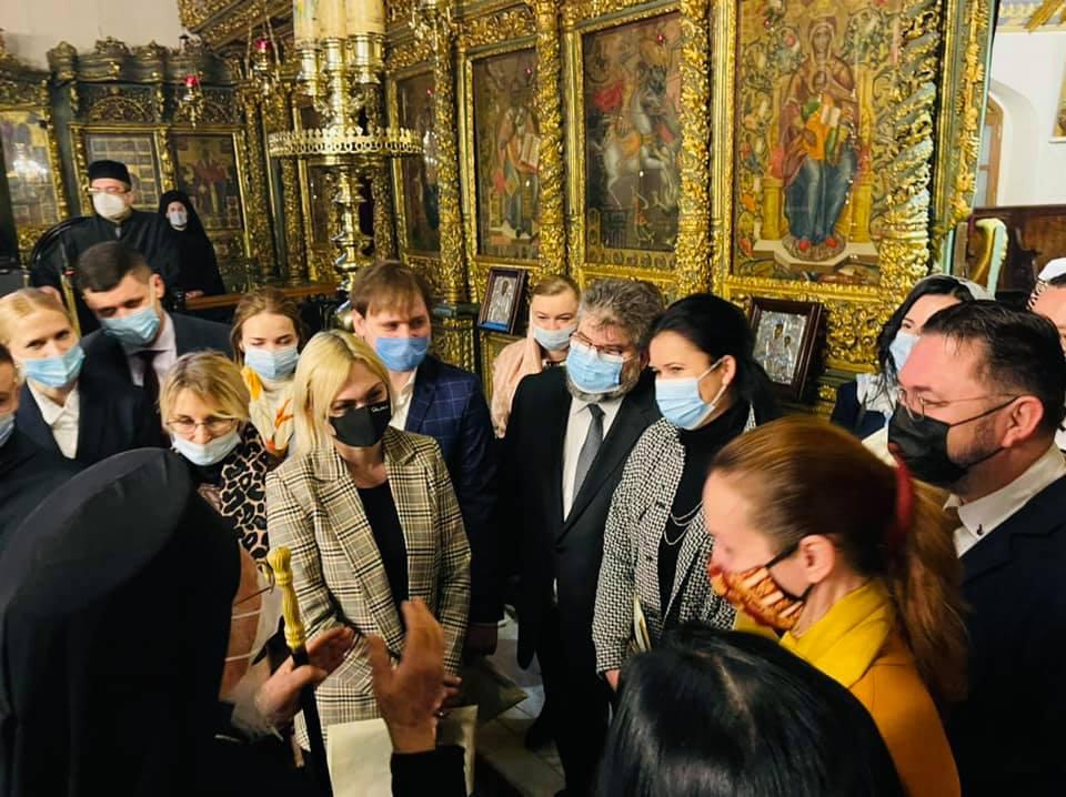 Варфоломій підтвердив візит в Україну