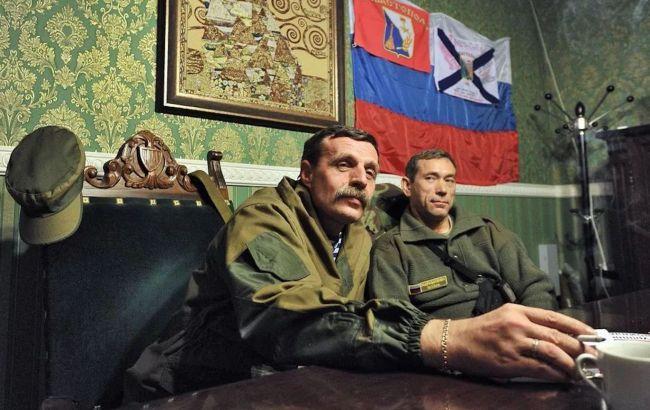 Колишній ватажок бойовиків на Донбасі Ігор Безлер