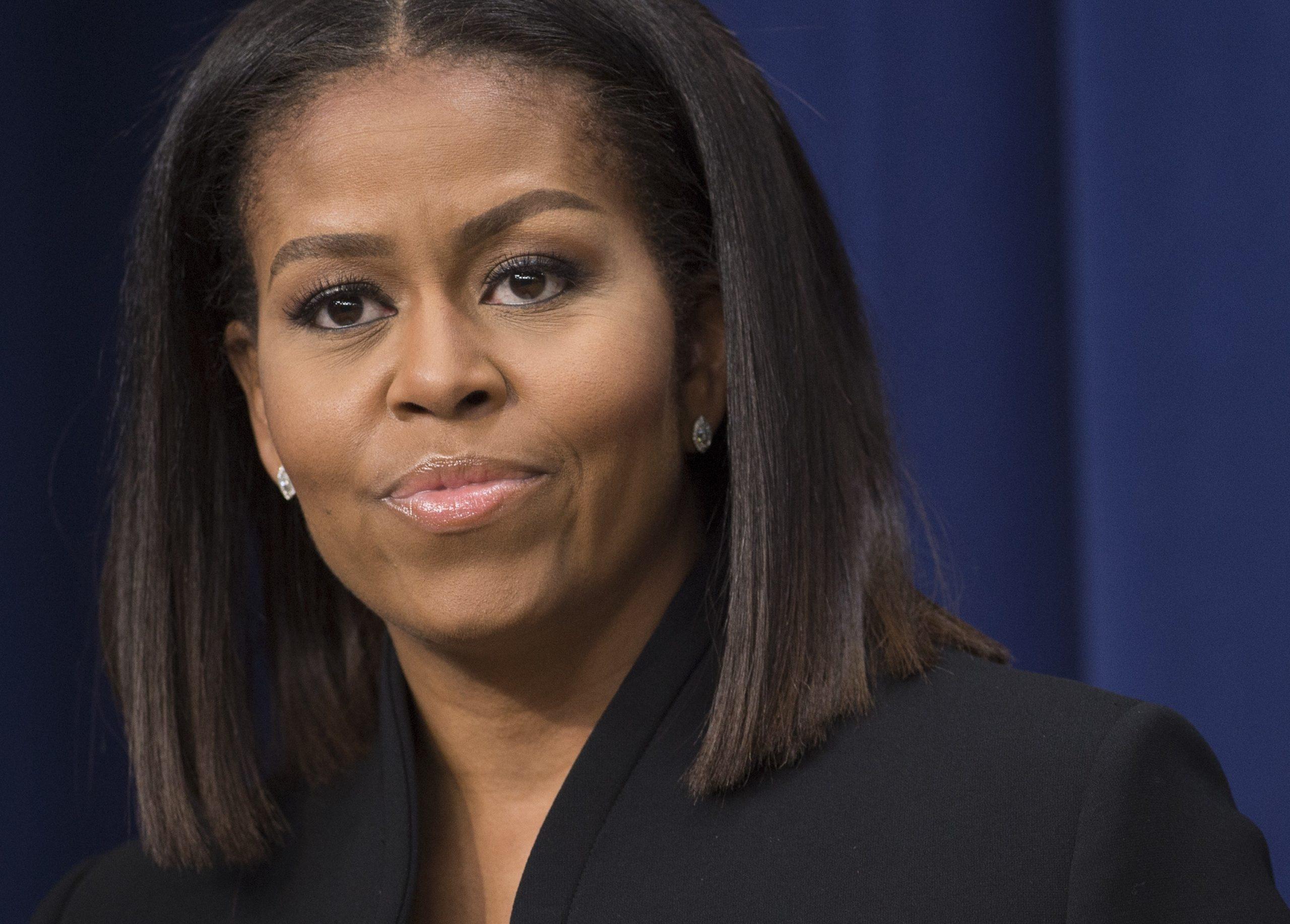 Мишель Обама выкидыш