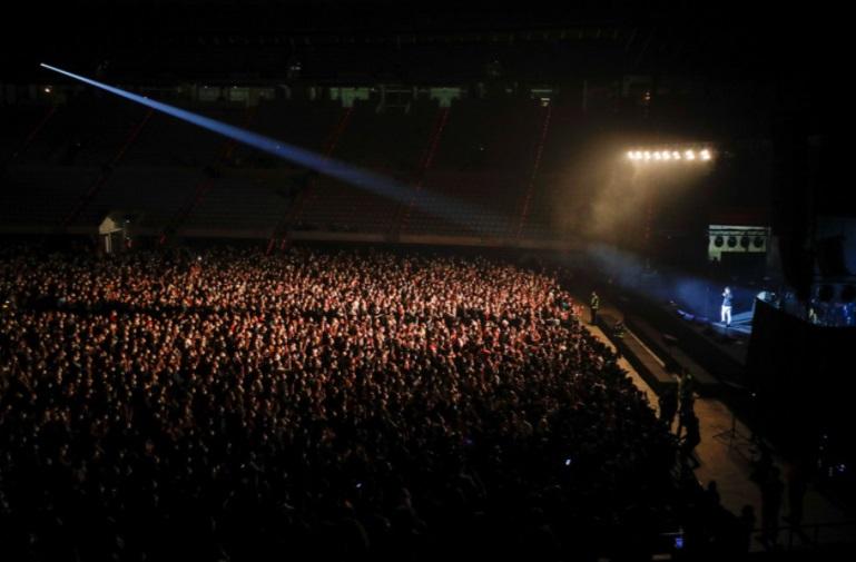 У Барселоні провели концерт
