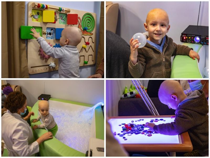 діти онкологія