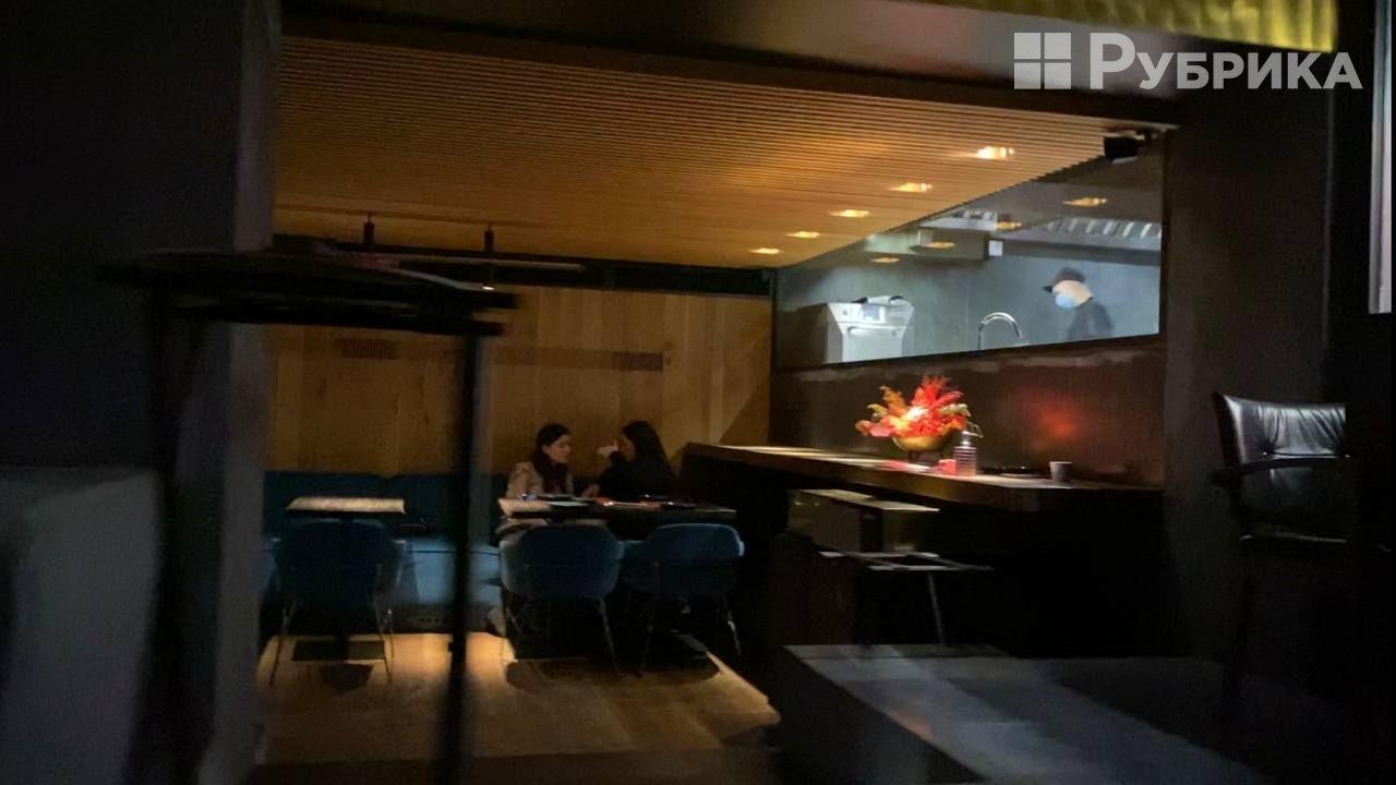 ресторани київ працюють на карантині