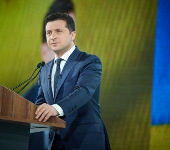 Ukraine will enter paperless mode on Independence Day - Zelenskyi
