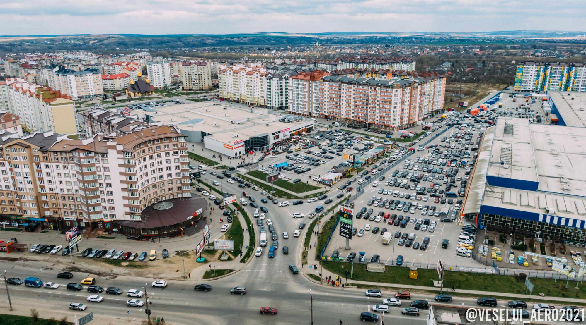Відкриття першого Мак-Дональдзу в Івано-Франківську