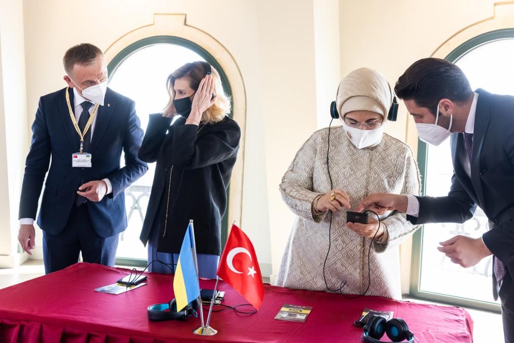 Відкриття україновомних гідів у Туреччині