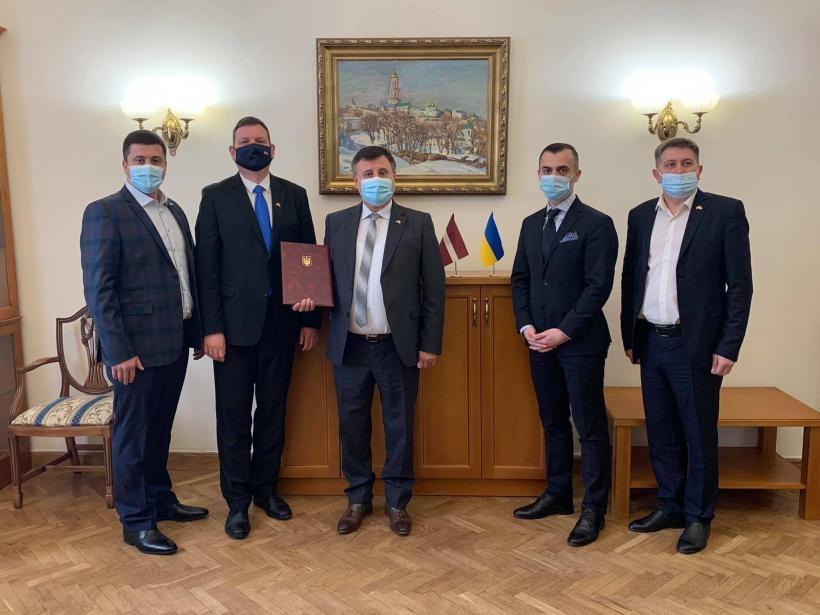У Слов'янську призначено Почесного консула Латвії
