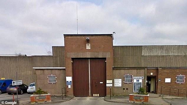 У британській в'язниці й зоопарк