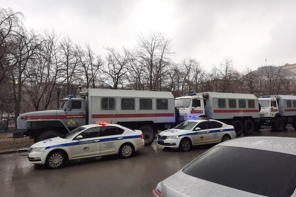 протест навальний росія