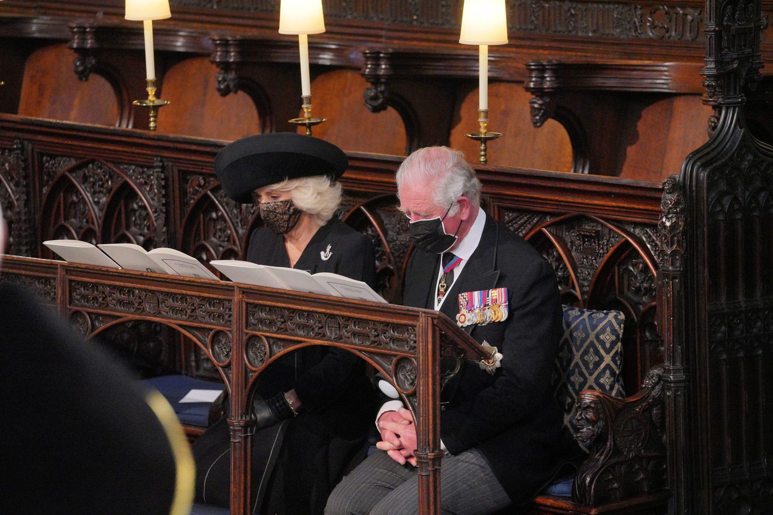 принц Філіп похорон