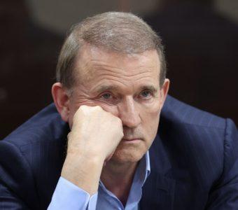 Суд отпустил Медведчука под круглосуточный домашний арест