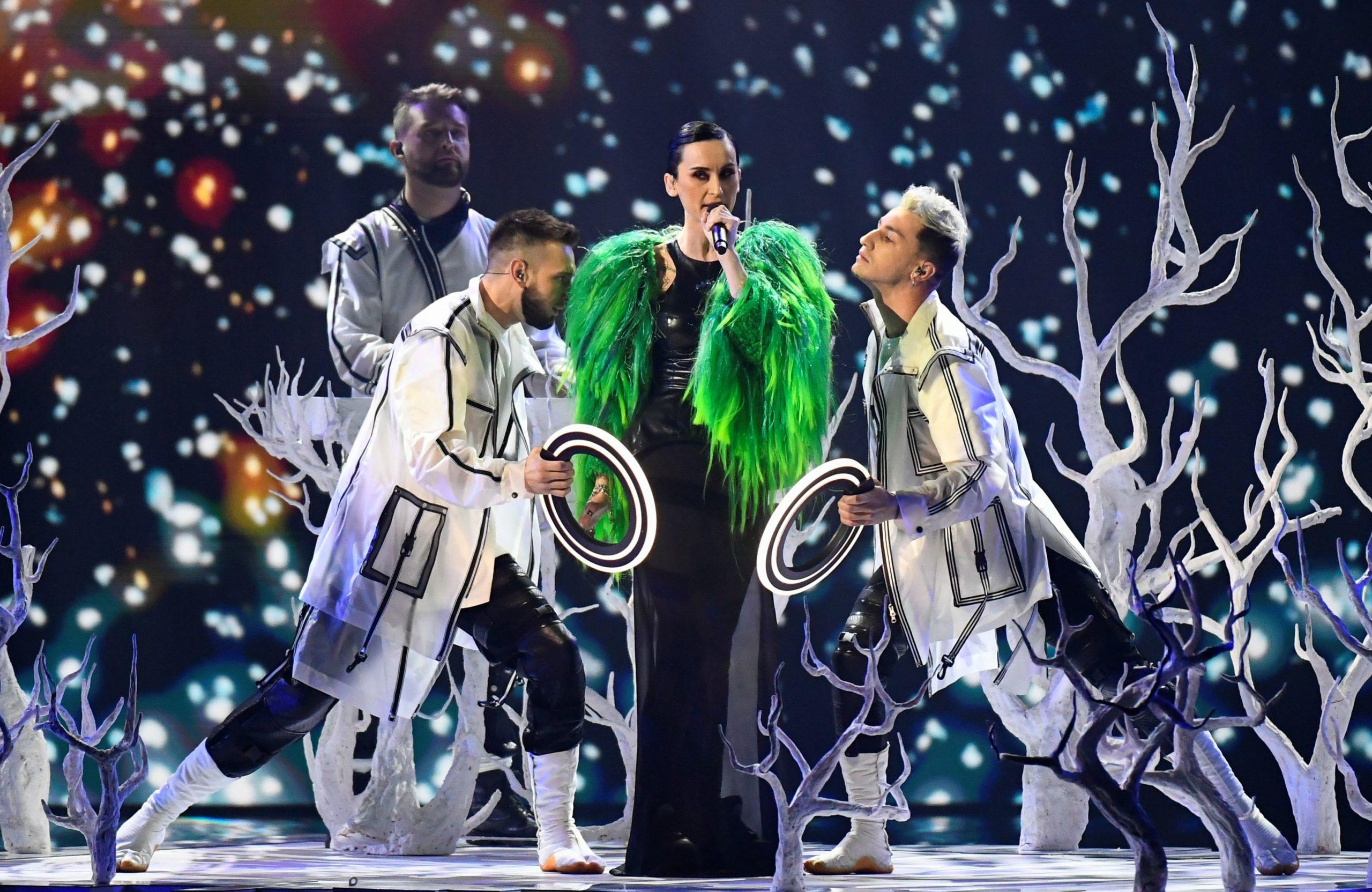 Український гурт Go_A пройшов у фінал Євробачення у Роттердамі