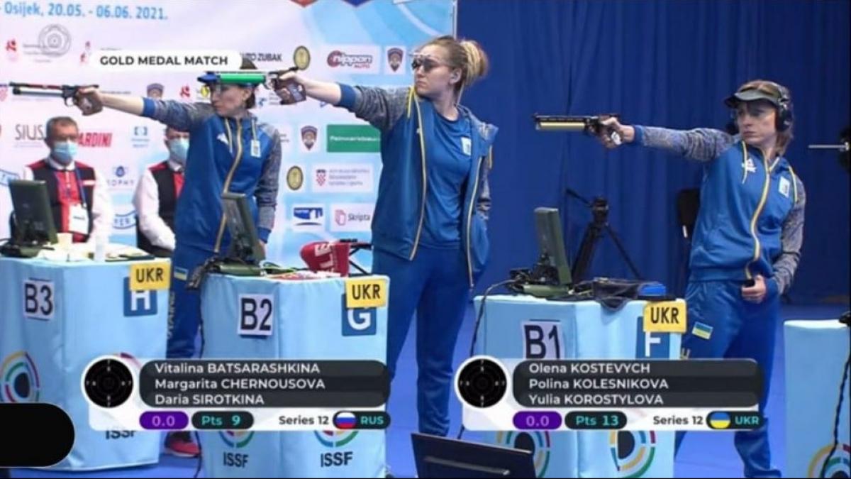 чемпіонат Європи зі стрільби
