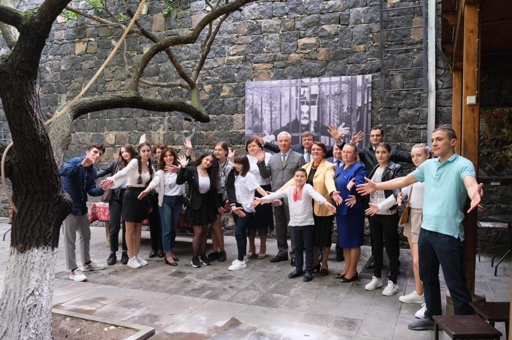 Музей Параджанова у Вірменії