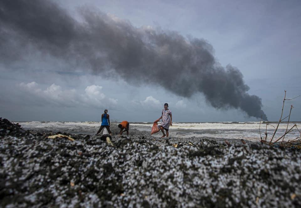 Шрі-Ланка опинилася на порозі екологічної катастрофи