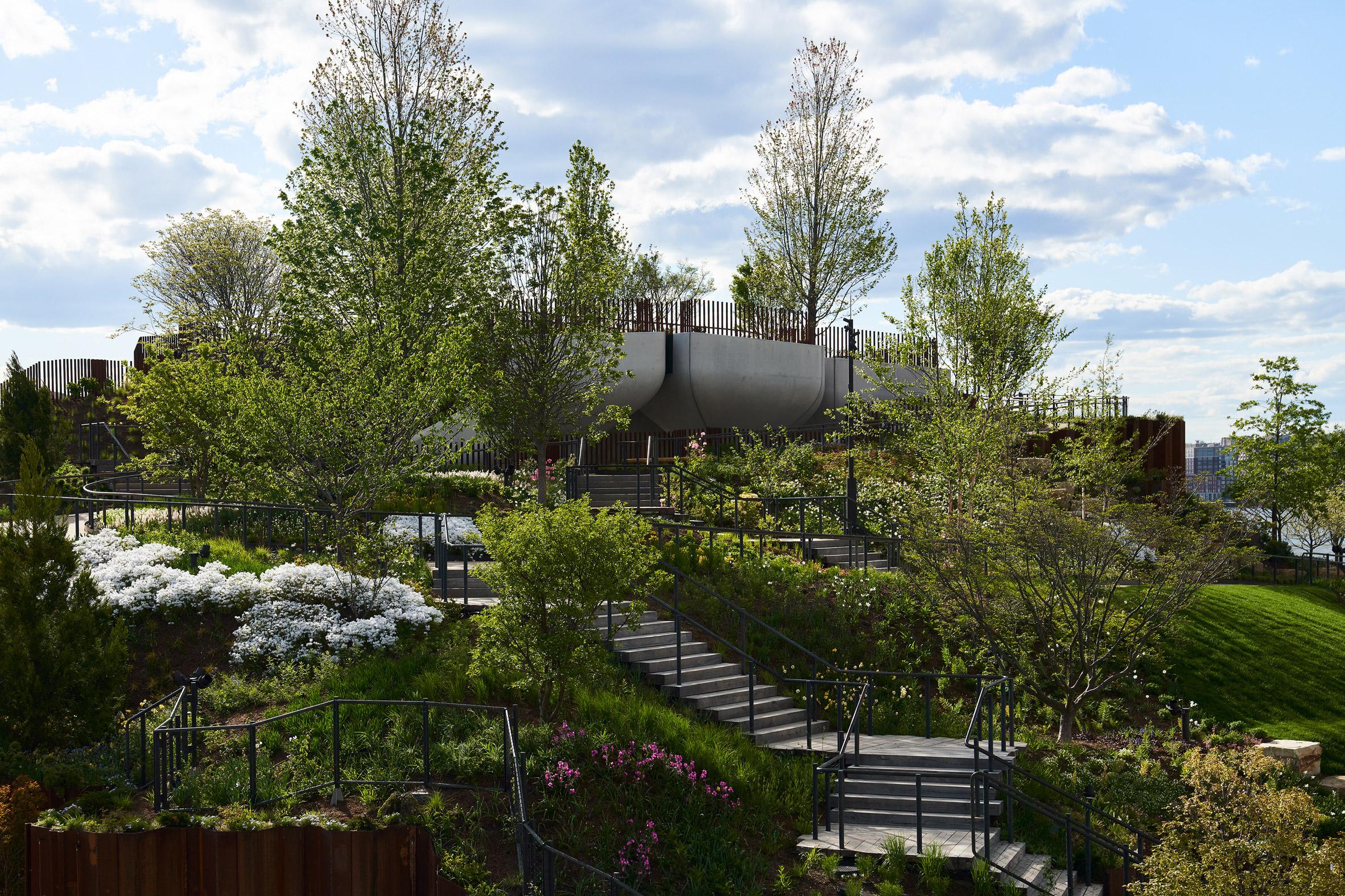 У Нью-Йорку відкрився острів-парк