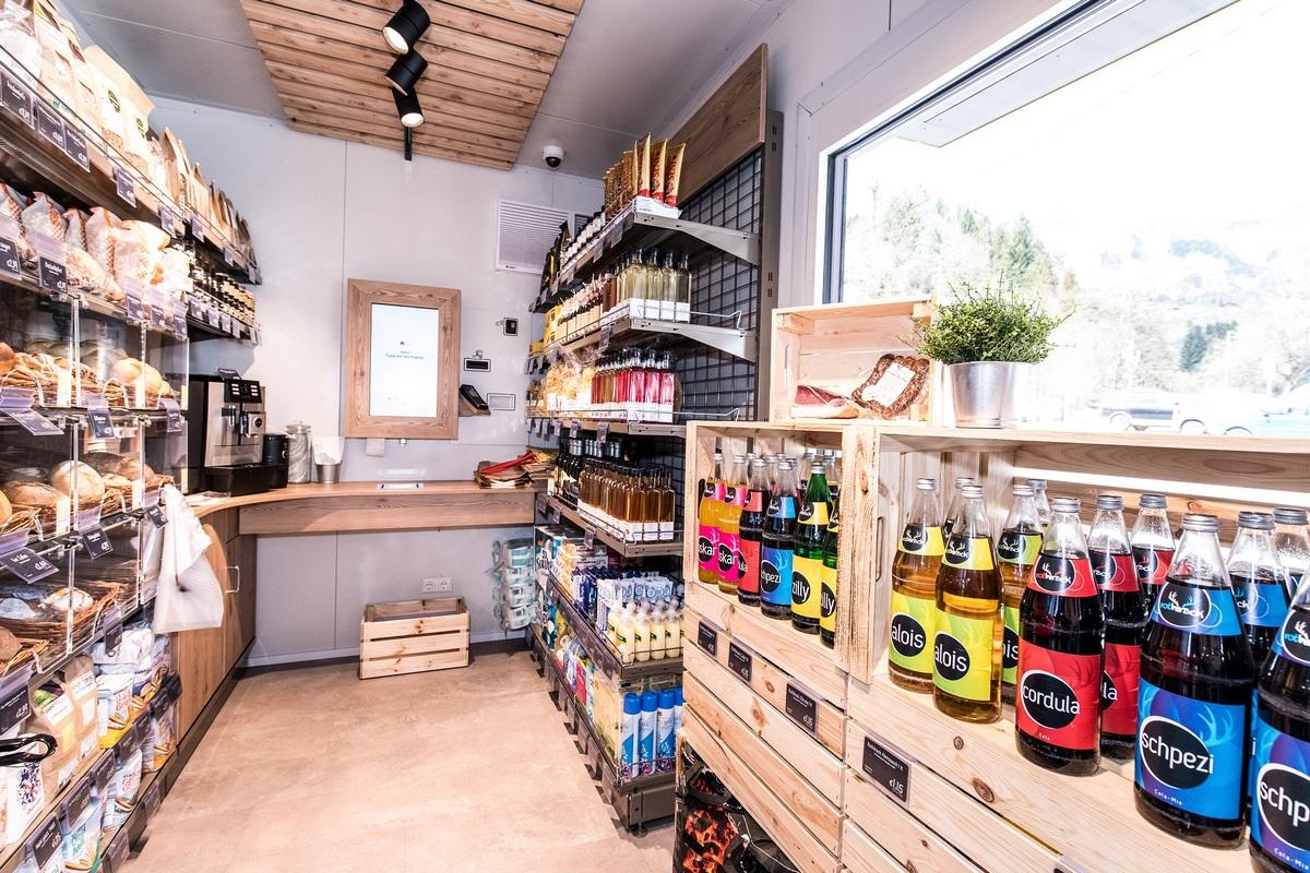 Billa відкриває магазини-контейнери