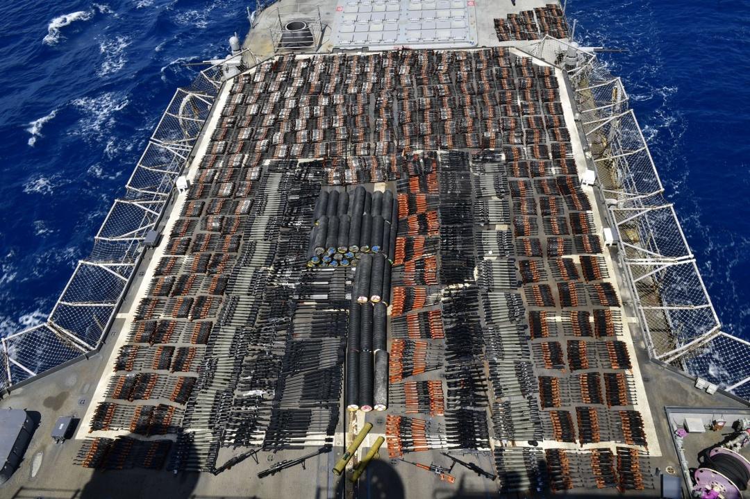 Військовий крейсер США
