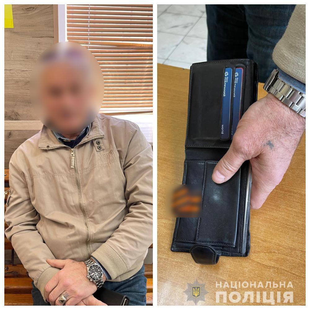 Затримання провокаторів на 9 травня в Одесі