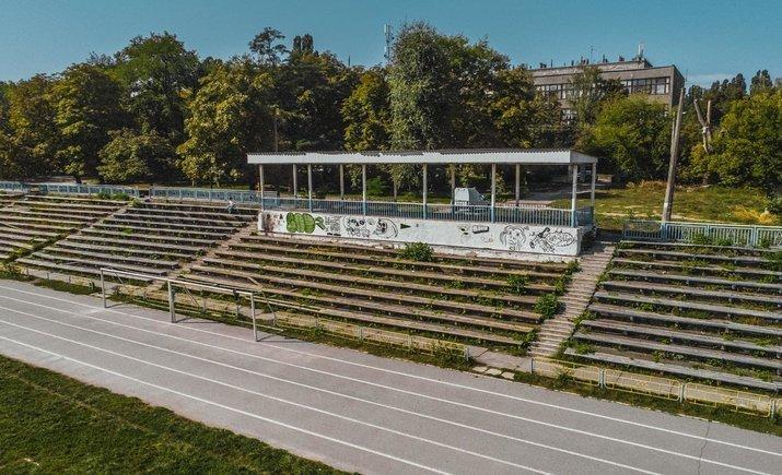 реставрація стадіон старт