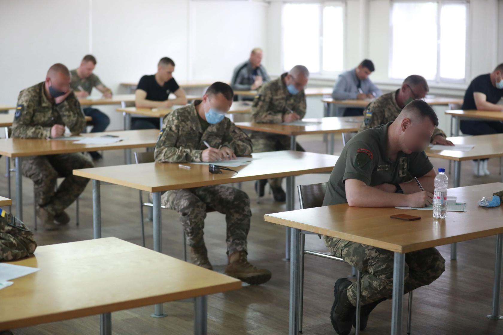 Естонія підтримує рух української армії до стандартів НАТО