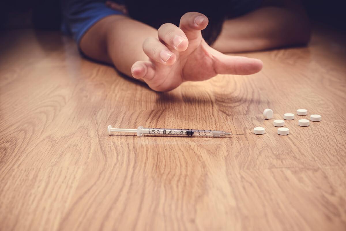 наркотики і наркозалежність