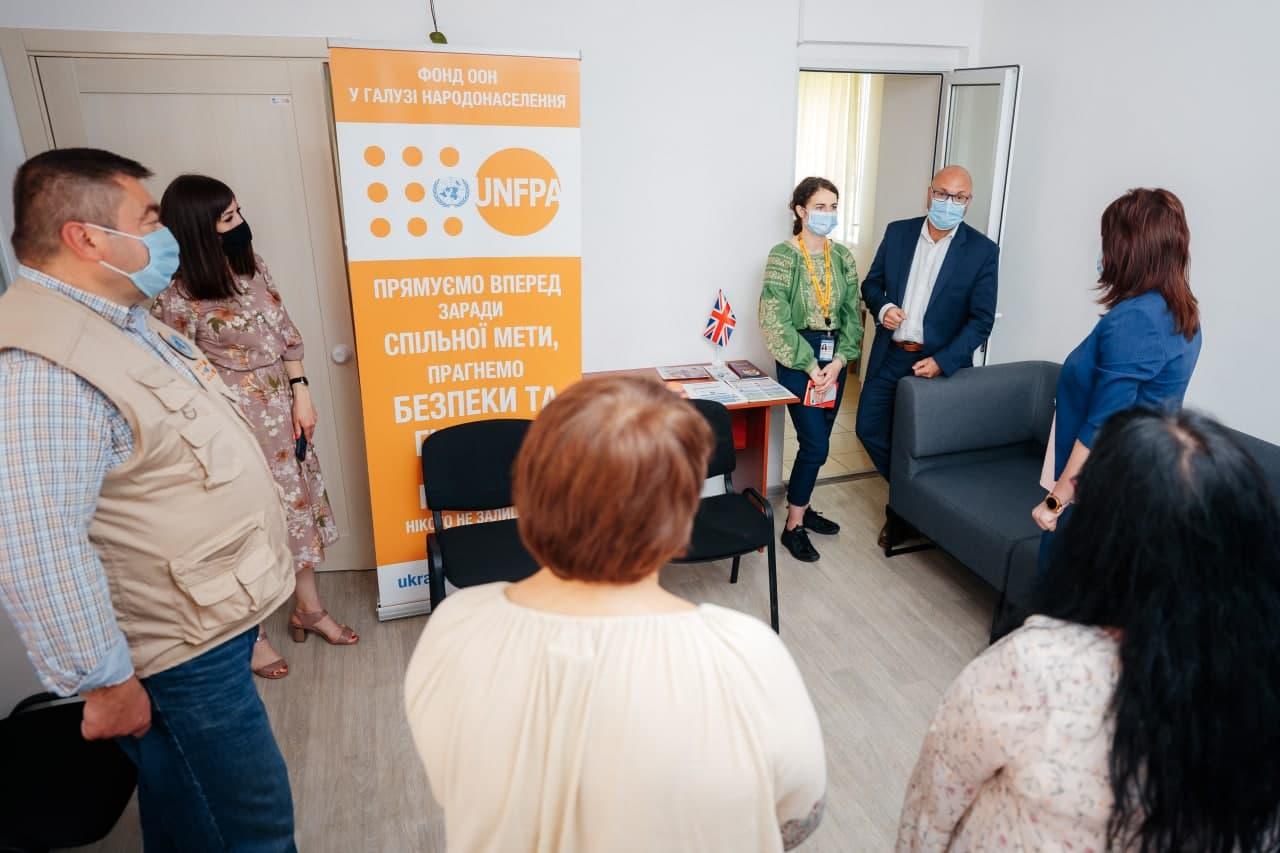 У Миколаївській області відкрився перший притулок від домашнього насильства