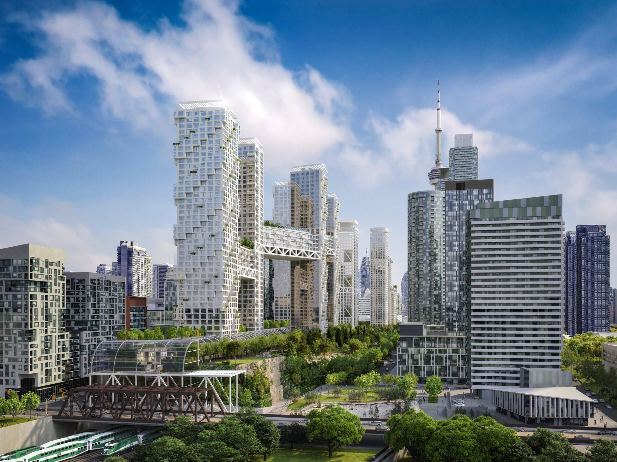 У Торонто створять район