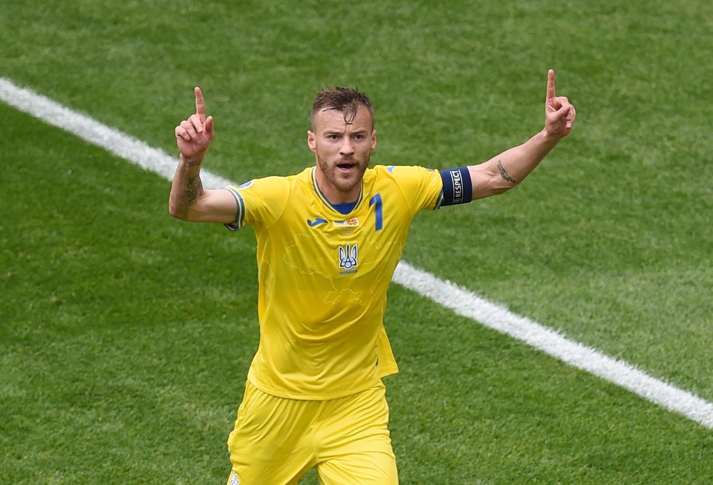 Україна Македонія футбол