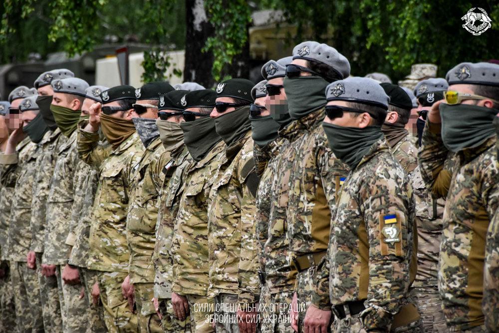 Українські спецпризначенці наблизились до стандартів НАТО