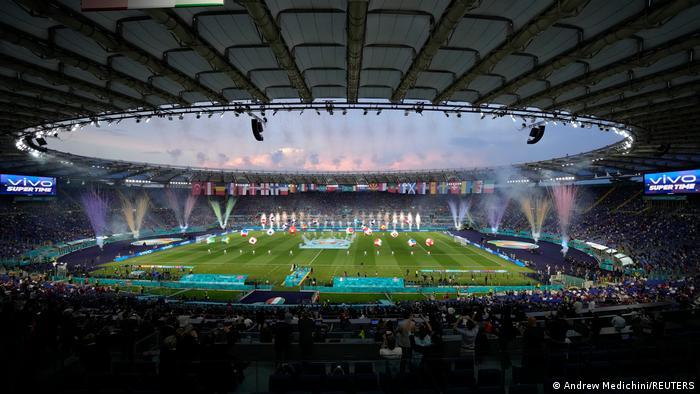 Євро-2020 офіційно стартувало у Римі